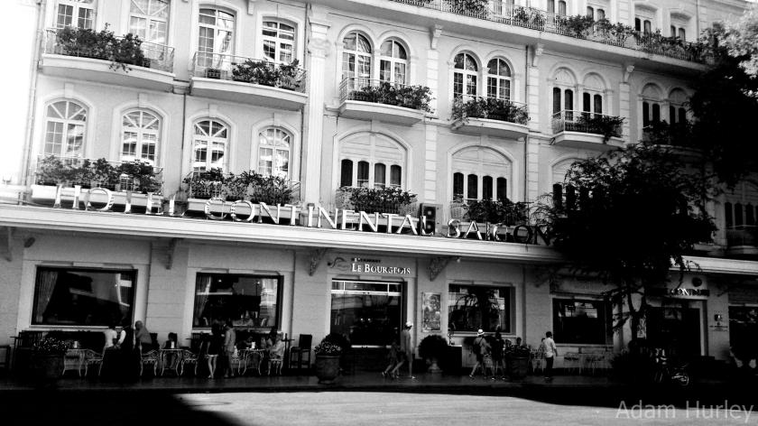 Hotel Continental Saigon - Ho Chi Minh City